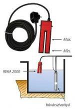Mac REKA 2000 szintszabályozó